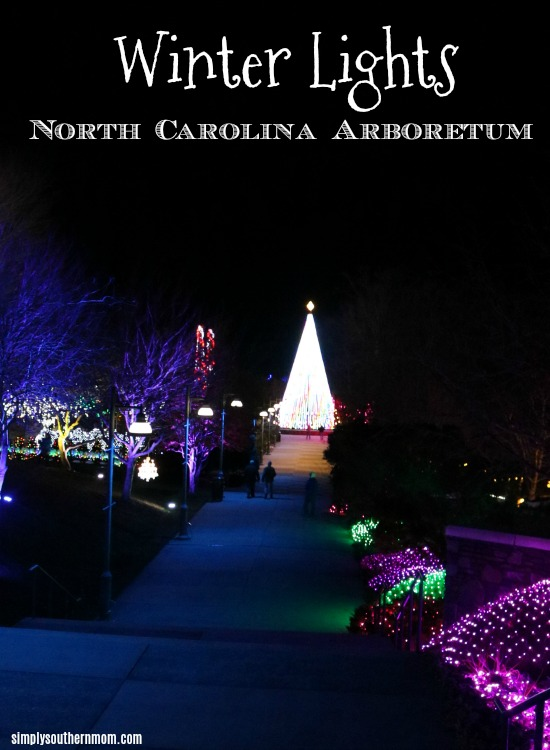 Thanks to the North Carolina Arboretum for hosting us. All opinions are our own..