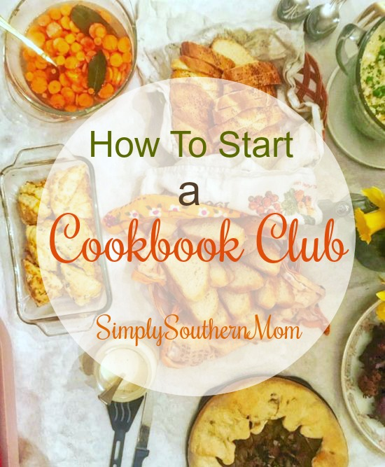 How-To-Start-A-Cookbook-Club