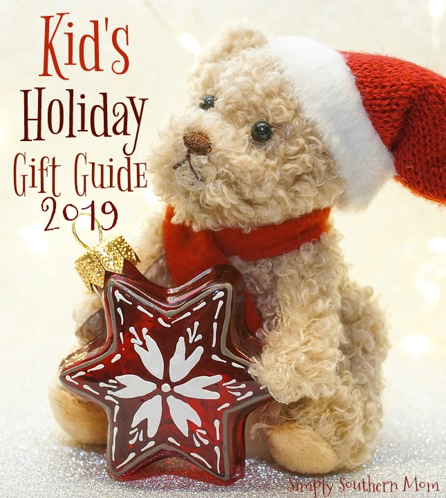 Top Christmas Gifts 2019 For Kids: Kid's Holiday Gift Guide 2019 Part I